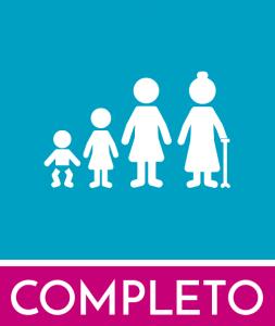 COMPLETO: Contenido amplio que abarca todas las etapas de vida de la mujer y las principales patologías que pueden padecer, incluyendo los tratamientos de fertilidad.